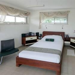 חדר שינה זוגי בצימר - Double bedroom in Zimmer