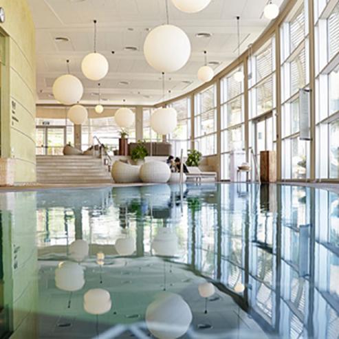 בריכה מקורה - מלון  עין גדי - Indoor Pool - Ein Gedi Hotel