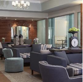 מלון עדן אין - לובי - Eden In Hotel - Lobby