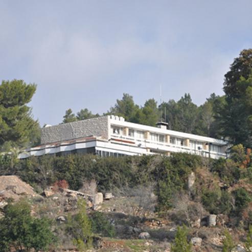 מלון מרכז ציפורי ממבט חיצוני - Hotel Zipori Center from the outside view