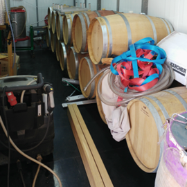 חביות יין - Wine Barrels
