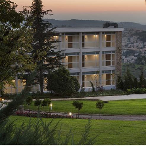 מלון יערים מבט מבחוץ - Yearim Hotel outside view