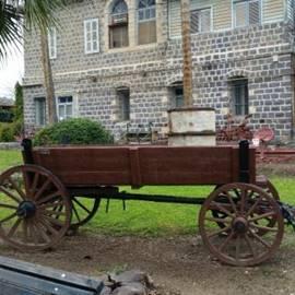 מוזיאון מושבת כנרת - Museum of the Kinneret colony