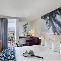 חדר השינה במלון ישרוטל ספורט - Bedroom at Isrotel Sport Hotel