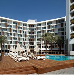 בריכת מלון ישרוטל ספורט - Hotel Pool Isrotel Sport