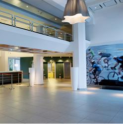 לובי מלון ישרוטל ספורט - Lobby Isrotel Sport Hotel