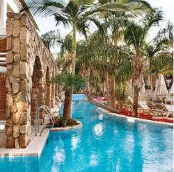 בריכת מלון אגמים אילת - Hotel Pool Agamim Eilat