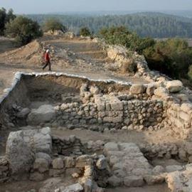 חורבת קיאפה - Kiapa Ruins