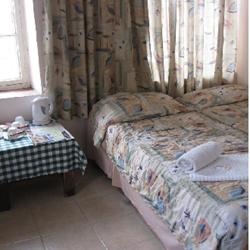 מלון פנורמה - חדר שינה - Panorama Hotel - Bedroom