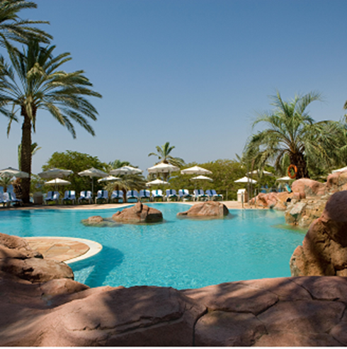 בריכת מלון רויאל ביץ' אילת - Hotel Pool Royal Beach Eilat
