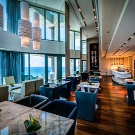 לובי מלון רויאל ביץ' תל אביב - Lobby Royal Beach Tel Aviv Hotel
