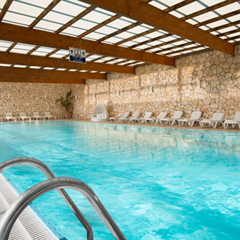 בריכת מלון פונדק רמון - Hotel Pool Ramon Inn