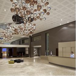 לובי מלון ישרוטל גנים - Lobby Isrotel Ganim Hotel