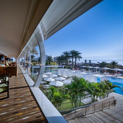 בריכת מלון  ישרוטל גנים - Hotel Pool Isrotel Ganim