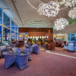 לובי  מלון ישרוטל ים המלח - Lobby Isrotel Dead Sea Hotel