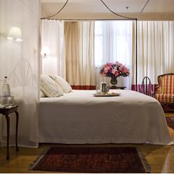מלון מצפה הימים - חדר שינה - Mizpe HaYamim Hotel - Bedroom