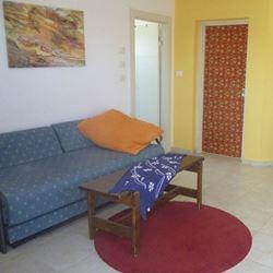 סלון בצימר זמן מדבר - Living room in Zman Midbar Zimmer