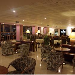 לובי  מלון  ג'רוזלם גולד - Lobby Jerusalem Gold Hotel