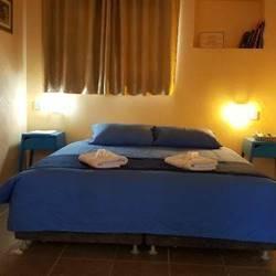 Lotan Kibbutz - bedroom