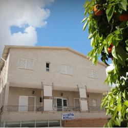 מלון מרגוע רחובות - חזית - Margoa Rehovot Hotel - Front