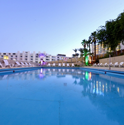 בריכת אקוומרין - Aquamarine Pool