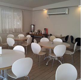 מלון קיו - חדר אוכל - Q Hotel - Dining room