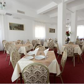 מלון ריבולי - חדר אוכל - Rivoli Hotel - Dining room