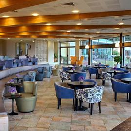 מלון ניר עציון - לובי - Nir Etzion Hotel - Lobby