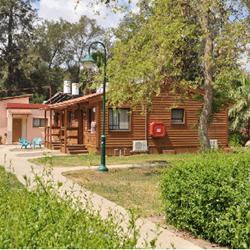 מלון ציפורי בכפר מבט חיצוני - Tzipori Hotel in village outside view