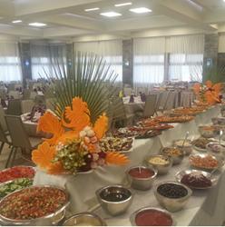 חדר אוכל במלון ציפורי בכפר - Dining Room - Zipori BaKfar