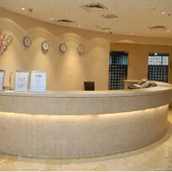 קבלה מלון עדי - Reception Hotel Adi
