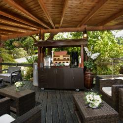 מלון ספא וילג' - מרפסת ישיבה - Spa Village Hotel - Seating balcony