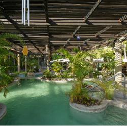 מלון ספא וילג' - בריכה - Spa Village Hotel - Pool