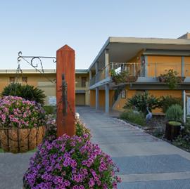 מלון נוף גינוסר - חזית - Nof Ginosar Hotel - Front