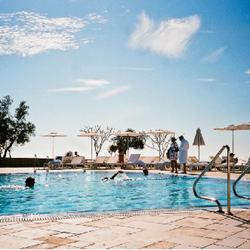 בריכת מלון אלמא - Hotel Pool Alma