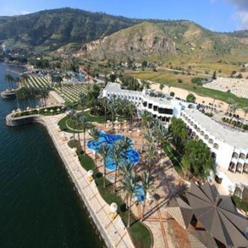 מלון חוף גיא מבט על Gai Beach Hotel Superview