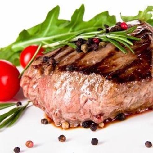 תמונה של בשר  - A picture of meat