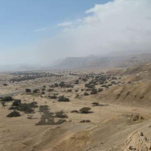איזור יטבתה - Yotvata area