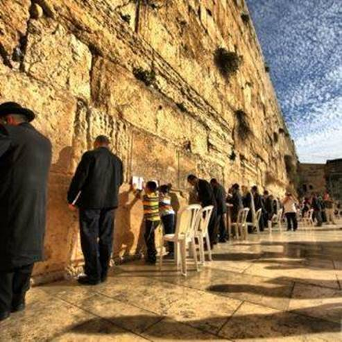 western wall attractions the official website for tourist
