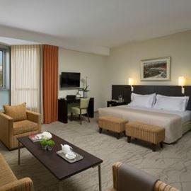 מלון עין כרם - חדר שינה - Ein Kerem Hotel - Bedroom