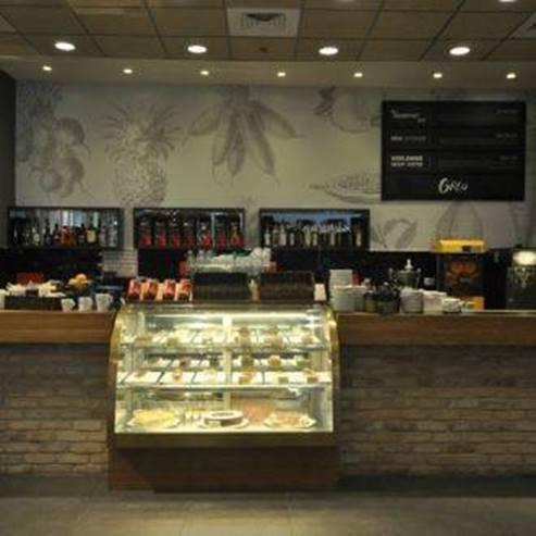 קפה גרג - קניון מלחה, ירושלים - Greg Cafe - Malha Mall, Jerusalem