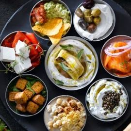 ארוחת בוקר - Breakfast