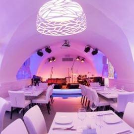 מרחב המסעדה - The restaurant space