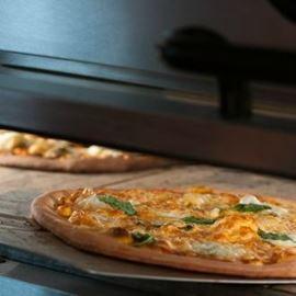 תמונה של פיצה - A picture of a pizza