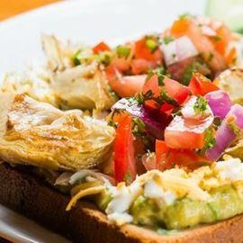 כריך בליקר בייקרי - Bleeker Bakery Sandwich