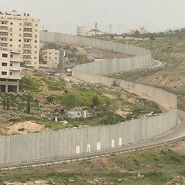 קו התפר בירושלים - The seam line in Jerusalem