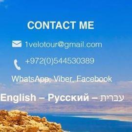 תמונה עם פרטי צור קשר לסיור - Image with contact us for a tour