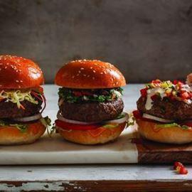 המבורגר - Hamburger
