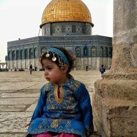 כיפת זהב בירושלים - Golden domes in Jerusalem
