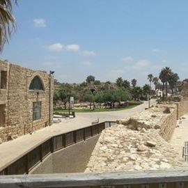 גן לאומי קיסריה - Caesarea National Park